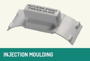 Print for Injection Moulding